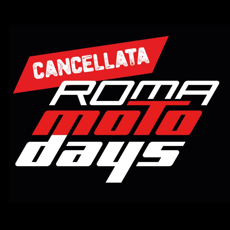 Fiera Roma cancella la dodicesima edizione di Roma Motodays